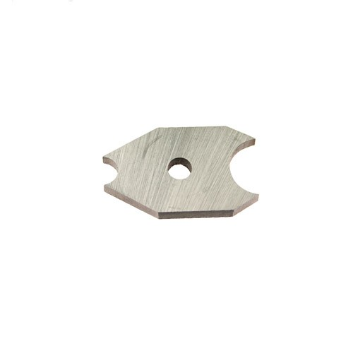 Sorby 2-seitig runde Klinge für Halbstäbe
