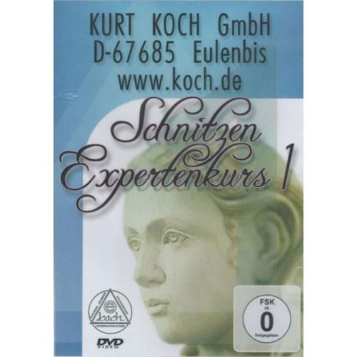 DVD-Video Expertenkurs Schnitzen 1