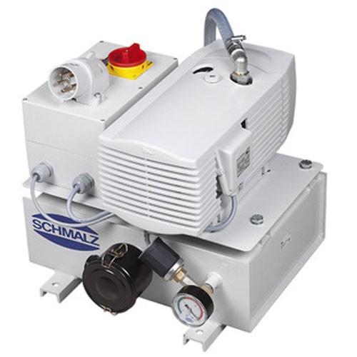 Vakuum-Zentrale VZ-TR 10 AC3 15 GMS