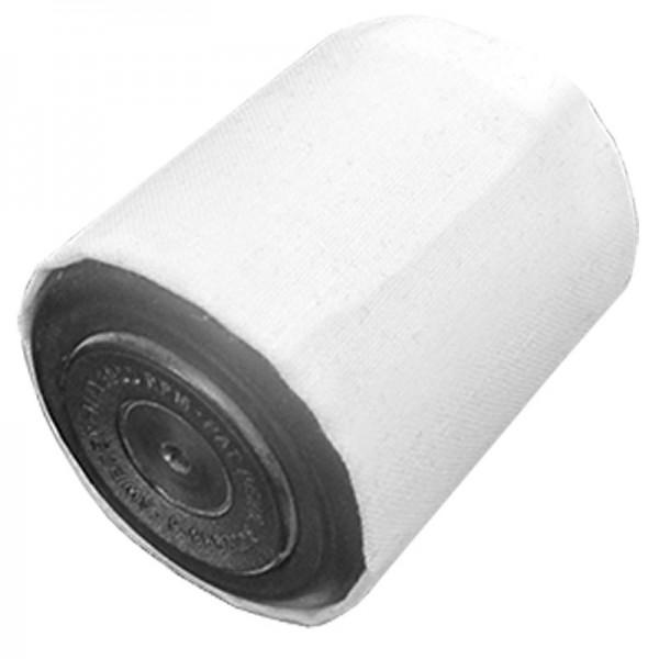 Stoff-Polier-Hülse für Kirjes Schleifwalze