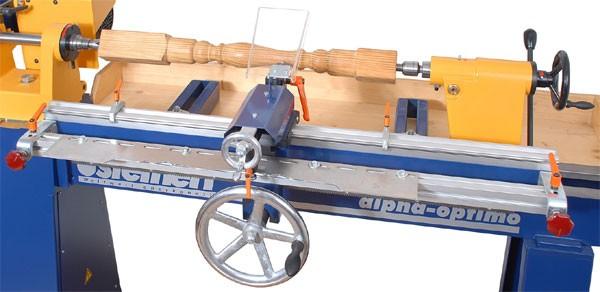 Längsdrechsel-Kopiervorrichtung HL100F