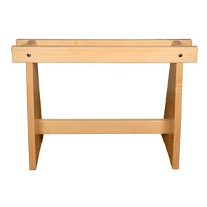 Tischdrechselbank steinert piccolo Untergestell aus Holz