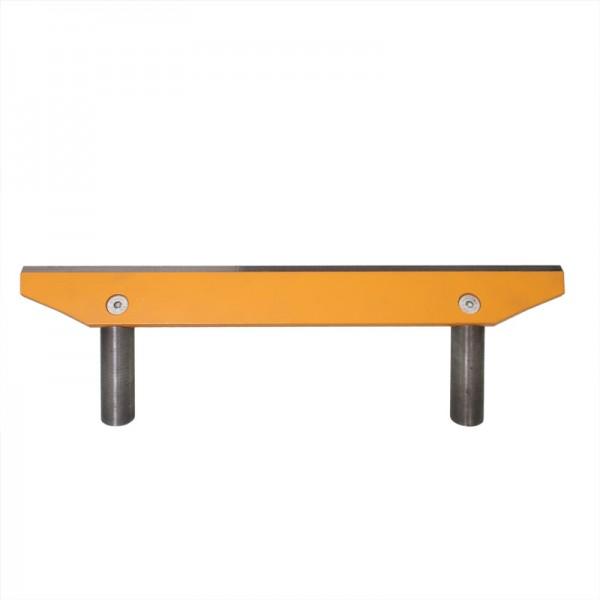 Lange Werkzeugauflage für Tischdrechselbank steinert piccolo