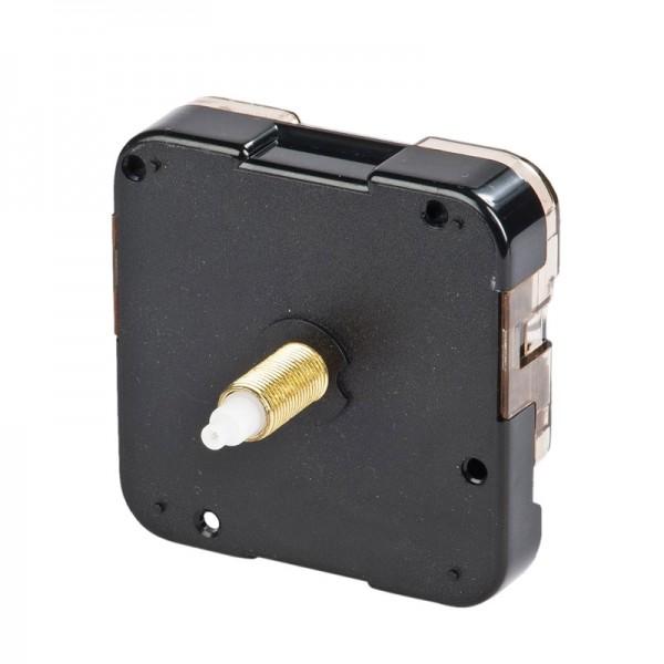 Quartz-Uhrwerk ohne Zifferblatt und Zeiger, Schaft-Ø 23,5 mm