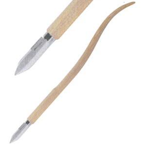 Schultermesser, Pfeil
