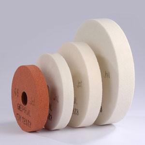 Edelkorund-Schleifscheiben für Drechselwerkzeuge