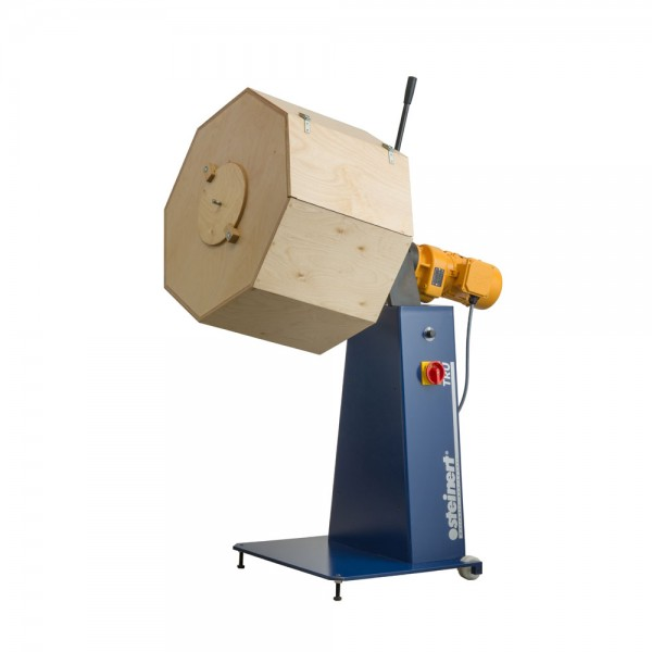 Trommelmaschine steinert TRU zum Schleifen, Polieren und Entgraten