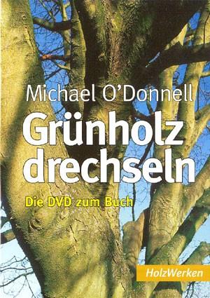 DVD Grünholz drechseln