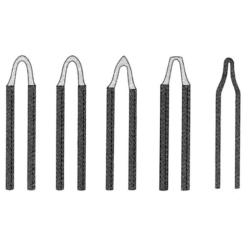 Brennschleifensatz für Brandmalgerät Brenn-Peter Mini