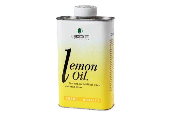 Chestnut Lemon Oil 0,5 Ltr.
