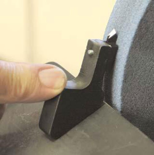 Schärfhilfe für Schneiden des Schalenstechers Oneway Easy-Core