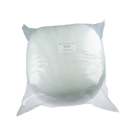 Ersatzfilter für Microclene-Luftfilter
