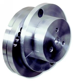 Exzenter-Spiralring-Futter für Aufsatz Typ C
