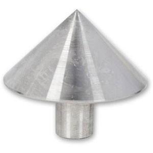 Auswechselbare Spitze für Axminster-Körnerspitze