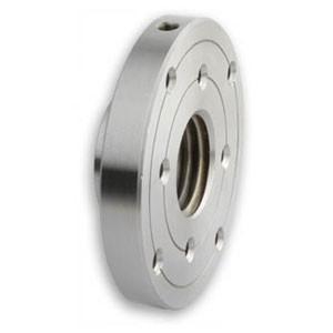 Planscheibe, Stahl mit zwei Teilkreisen Ø 100 mm