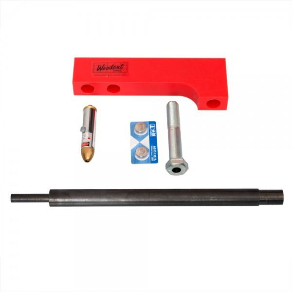 Laser Guide für Schalenstecher WOODCUT Bowlsaver