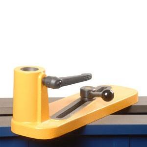 Drechselbank steinert Unterteil Hand-/Werkzeugauflage