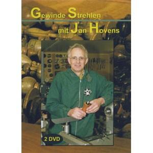 """DVD """"Gewinde strehlen"""" Jan Hovens"""