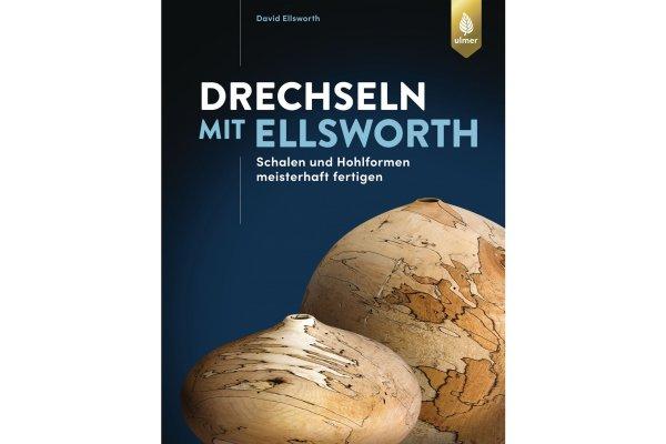 """Drechseln mit Ellsworth"" 2020 David Ellsworth"