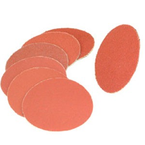 steinert Schleifscheiben mit Velcro Klettbelag