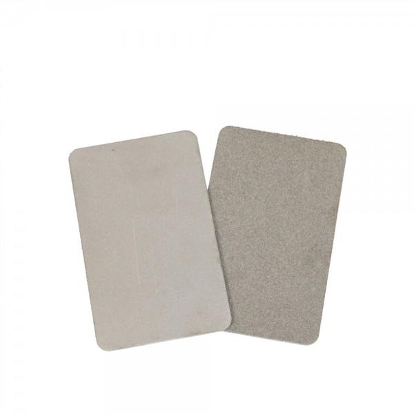 Diamant-Schärfkarte (Scheckkartenform 85 x 50 mm)