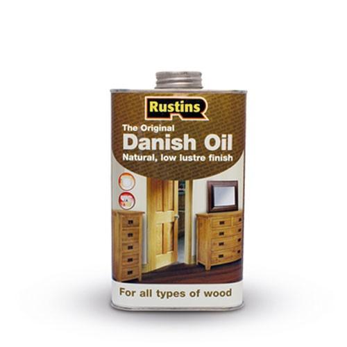 Rustins Danish Oil 0,5 Liter