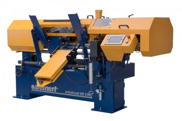 Holz-Dreh-Vollautomat steinert minimat 65 CNC