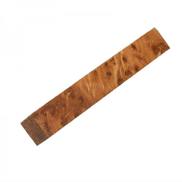 Holz-Penblank Thuya Maser