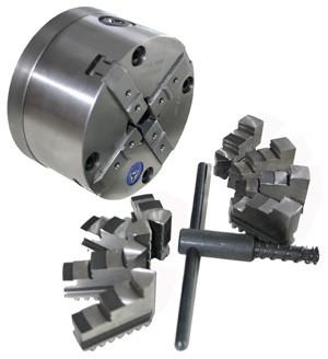 TOS Super-Präzisions-Futter 125 mm