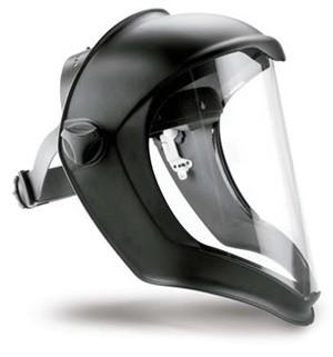 Gesichtsschutz Pulsafe Bionic