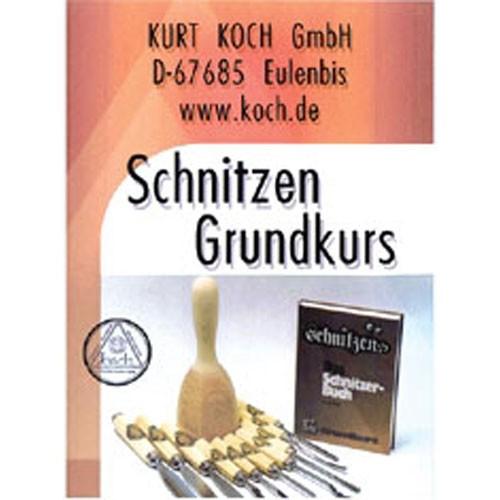DVD-Video Grundkurs Schnitzen