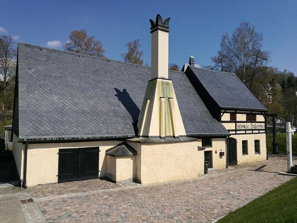 Schmiede Neuhammer, Olbernhau im Erzgebirge