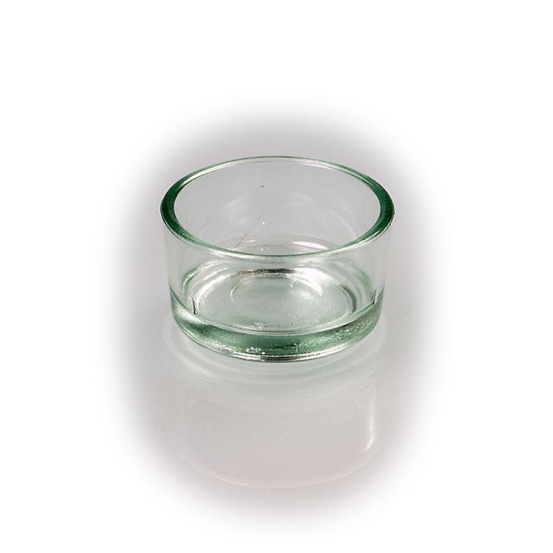 teelicht glas klarglas pressglas drechselzentrum. Black Bedroom Furniture Sets. Home Design Ideas